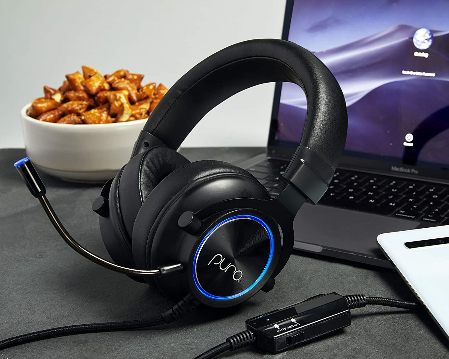 Puro gaming headset twitch
