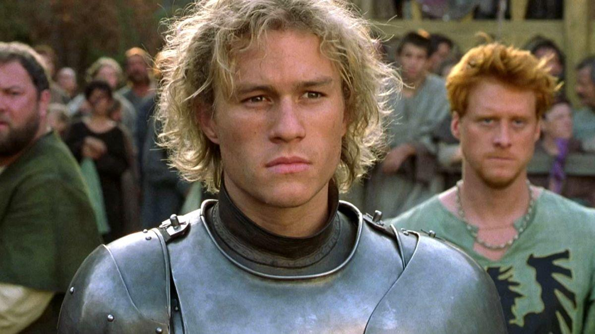 A Knight's Tale takes a look at the class system in an open and at times hilarious way