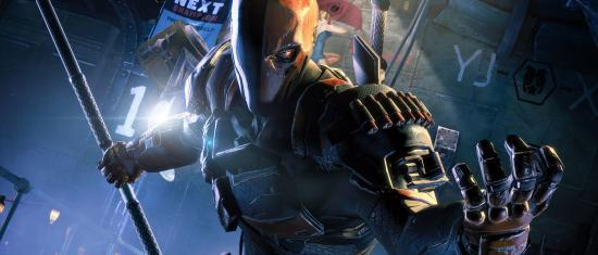 Joe Manganiello's Deathstroke Might Make A Return In The Flash Movie