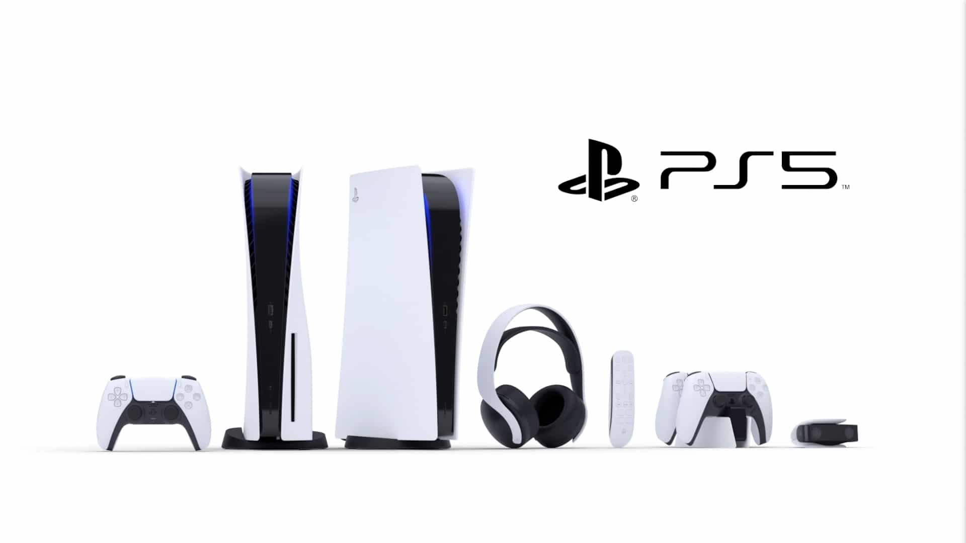 Here is the new PS5 lineup