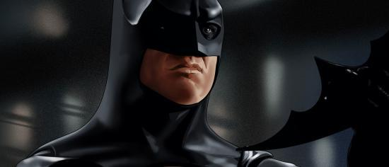 Michael Keaton Will Wear His Tim Burton Batuit In The Flash Movie