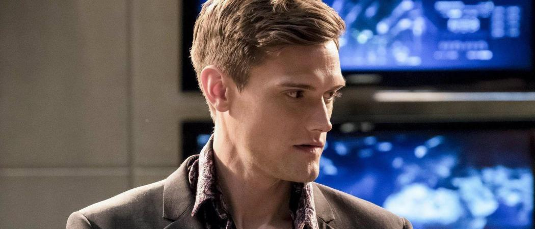 The Flash Ralph Dibny Hartley Sawyer Season 7 the CW