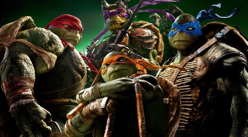 Teenage Ninja Mutant Turtles TV show