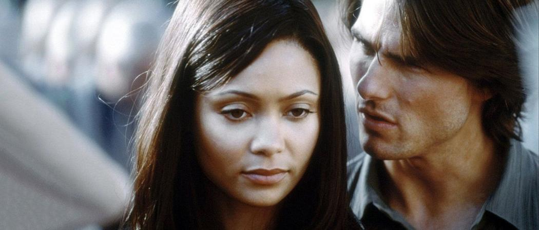 Thandie Newton Tom Cruise Mission Impossible 2