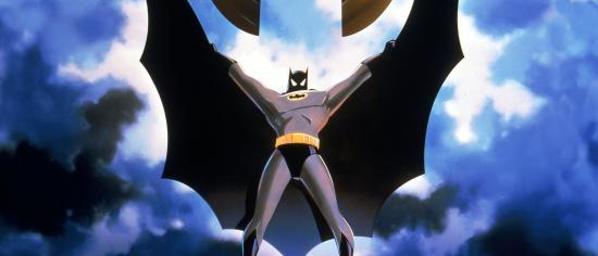 Batman: Mask Of The Phantasm Is Available To Stream On Netflix Now