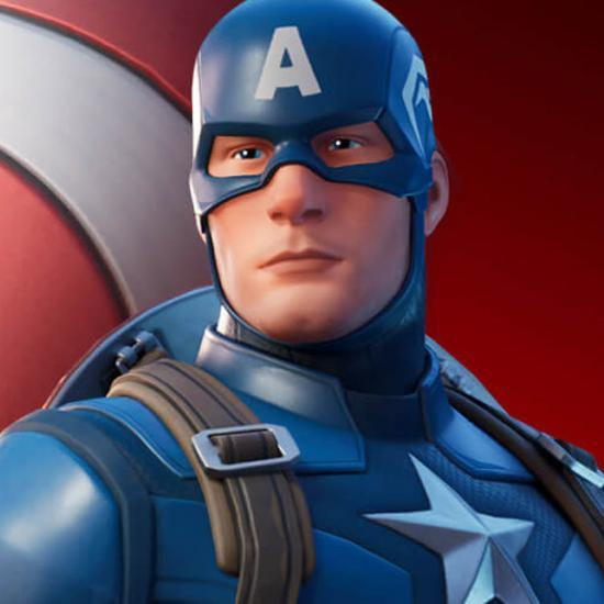 Captain America Skin Is Now Available In Fortnite