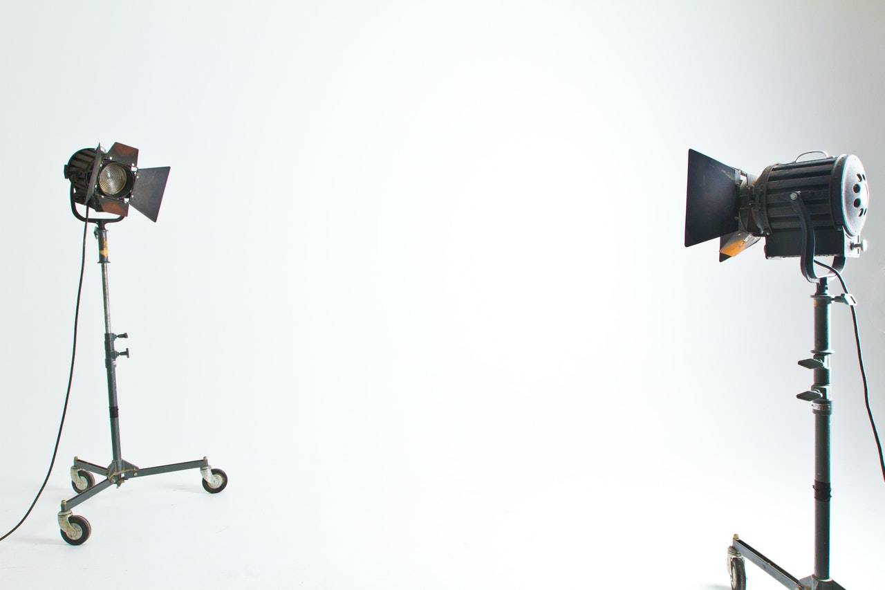 Get the perfect light to shoot a video