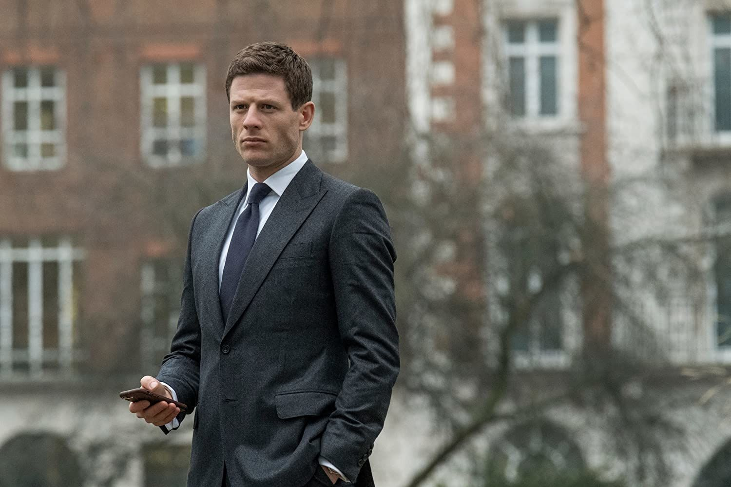 James Norton could be the next James Bond