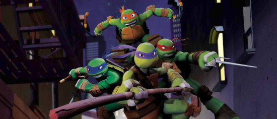 Seth Rogen Is Producing The Teenage Mutant Ninja Turtles Movie Reboot