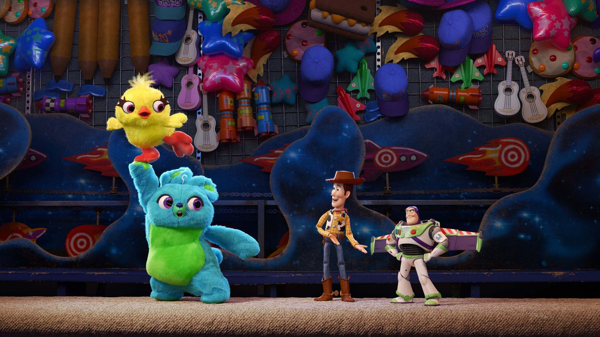 Toy Story movies 4