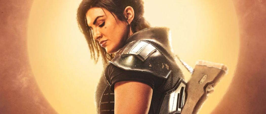 gina-carano-the-mandalorian-cancelled cara dune canceldisneyplus