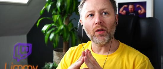 The Mechanics Of Twitch Streamer Limmy's 'Unintentional ASMR'