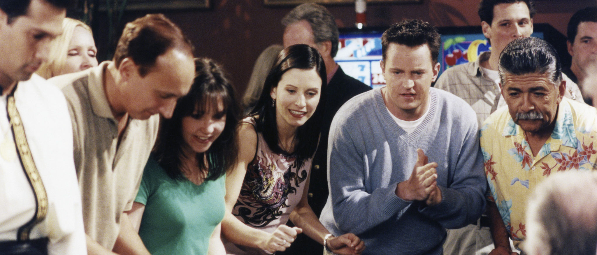 Friends Casino Episode TV Sitcom