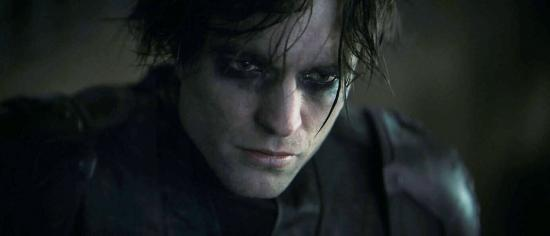 Robert Pattinson's Take On Batman Looks At Lot Like The Crow