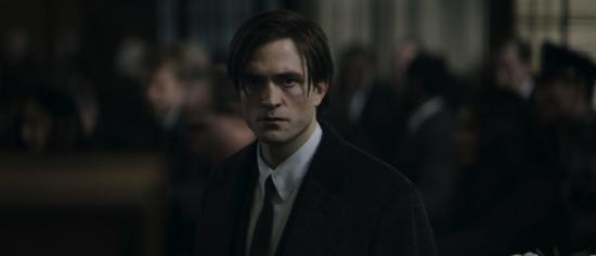 New Images Of Robert Pattinson As Bruce Wayne In The Batman