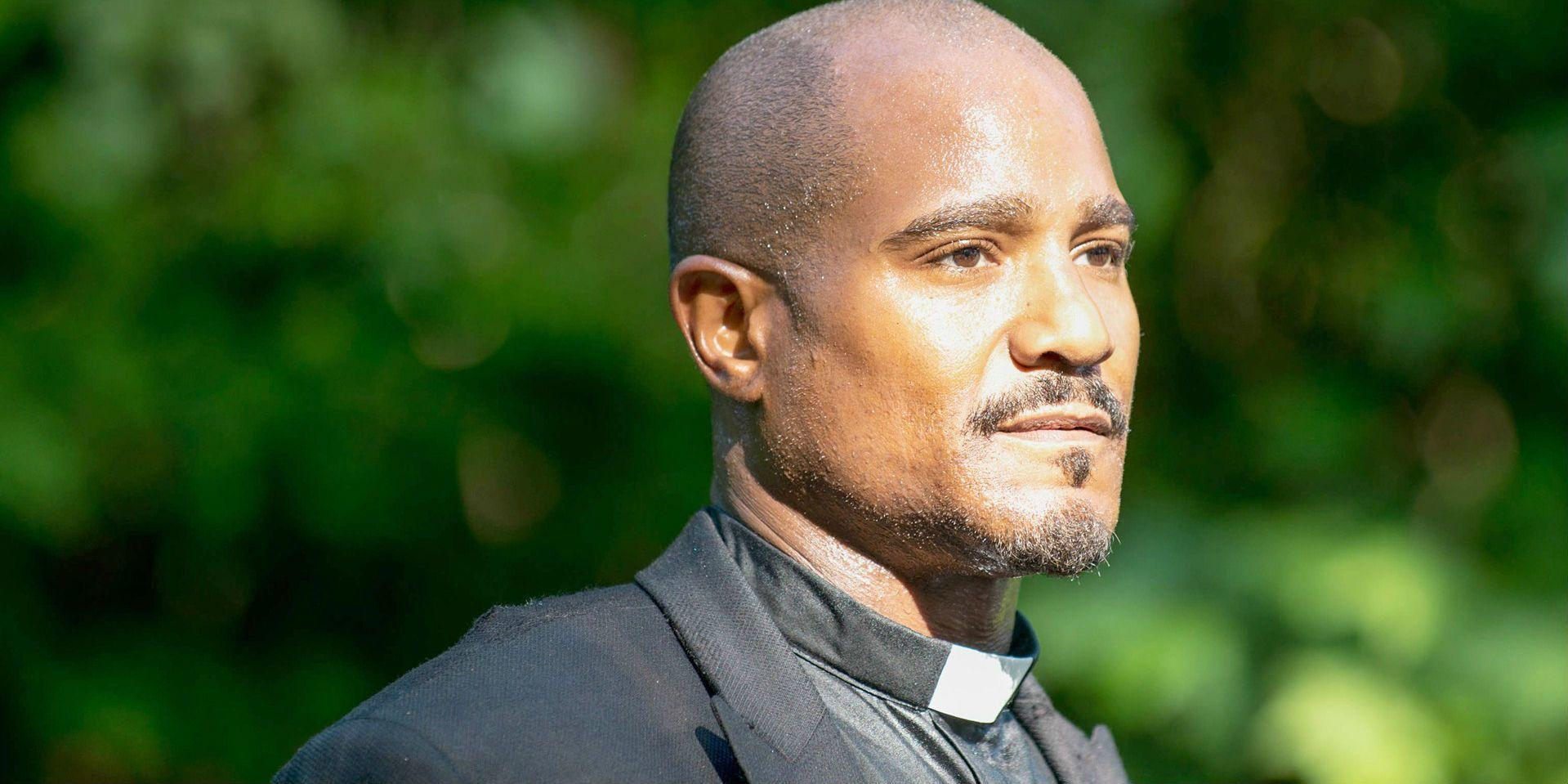 Father Gabriel might be killed off in The Walking Dead Season 10's finale