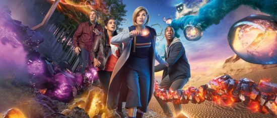 #JodieOurDoctor Is Trending On Twitter After Rumours Jodie Whittaker's Leaving Doctor Who