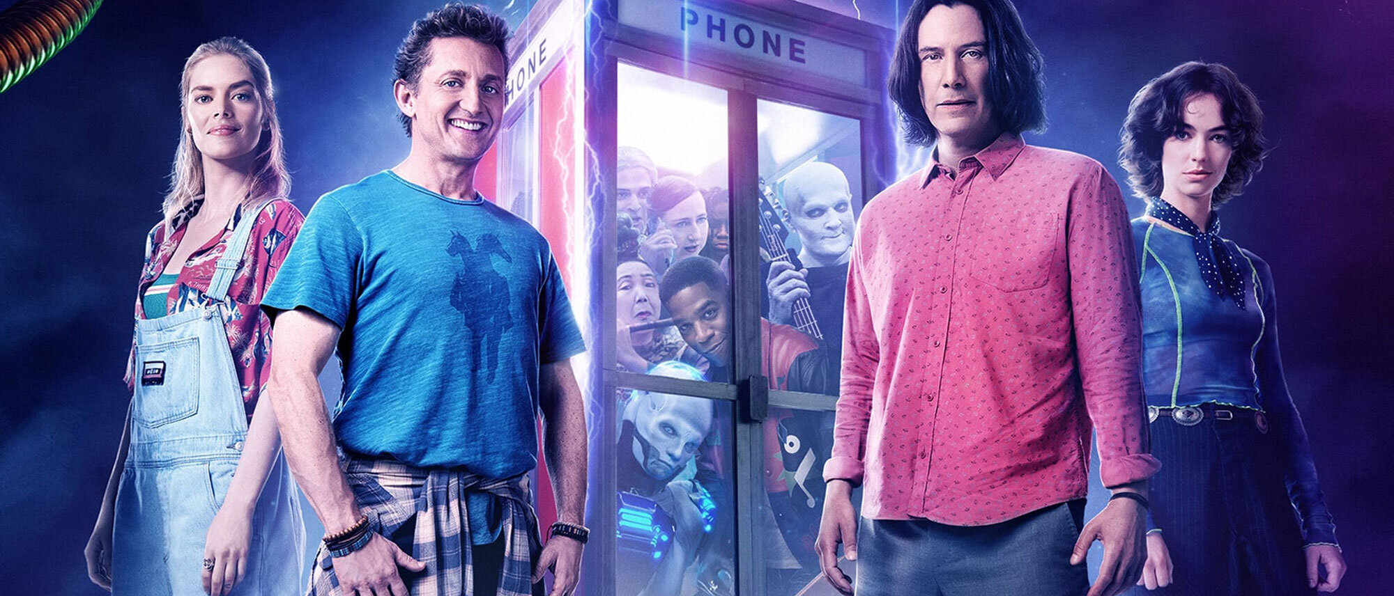 Bill And Ted Face The Music Review - A Comedy Sequel With More Thought Than Most | Small Screen