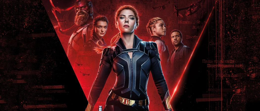 Black Widow Disney Plus 2021 films to watch