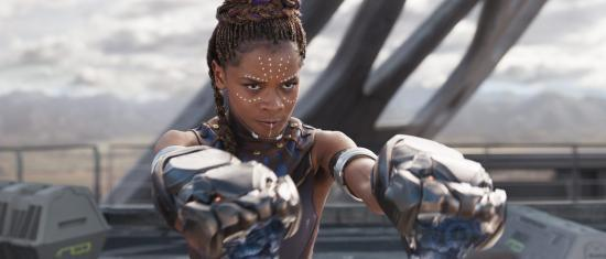 Shuri Rumoured To Become The New Black Panther In The Sequel
