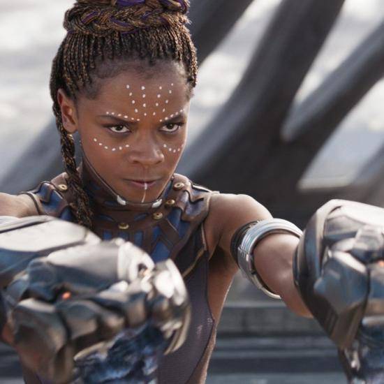 Letitia Wright Reveals Her Dream Lineup For An All-Female Avengers Movie
