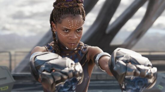 Letitia Wright In Danger Of Getting Fired From The MCU