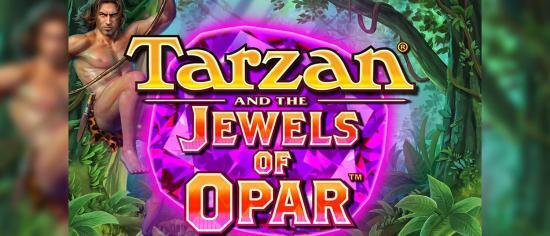 Tarzan And The Jewels Of Opar Online Casino Slot Review