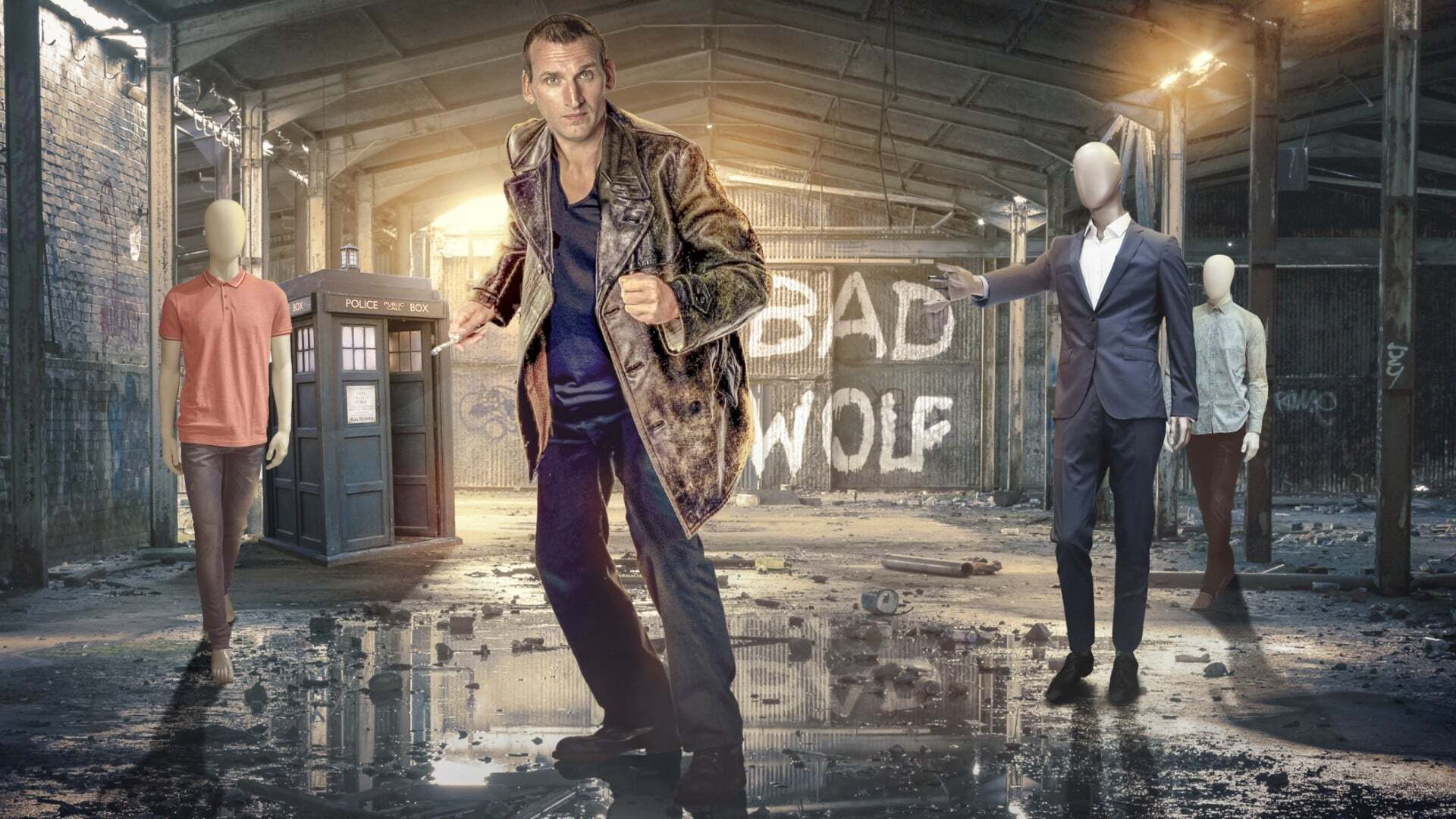 BBC Doctor Who Ninth Doctor