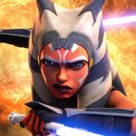 Disney Confirms Rosario Dawson Is Playing Ahsoka Tano In The Mandalorian