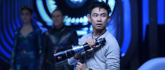 James Wan Is Working On A New Horror Show For Netflix Called Archive 81