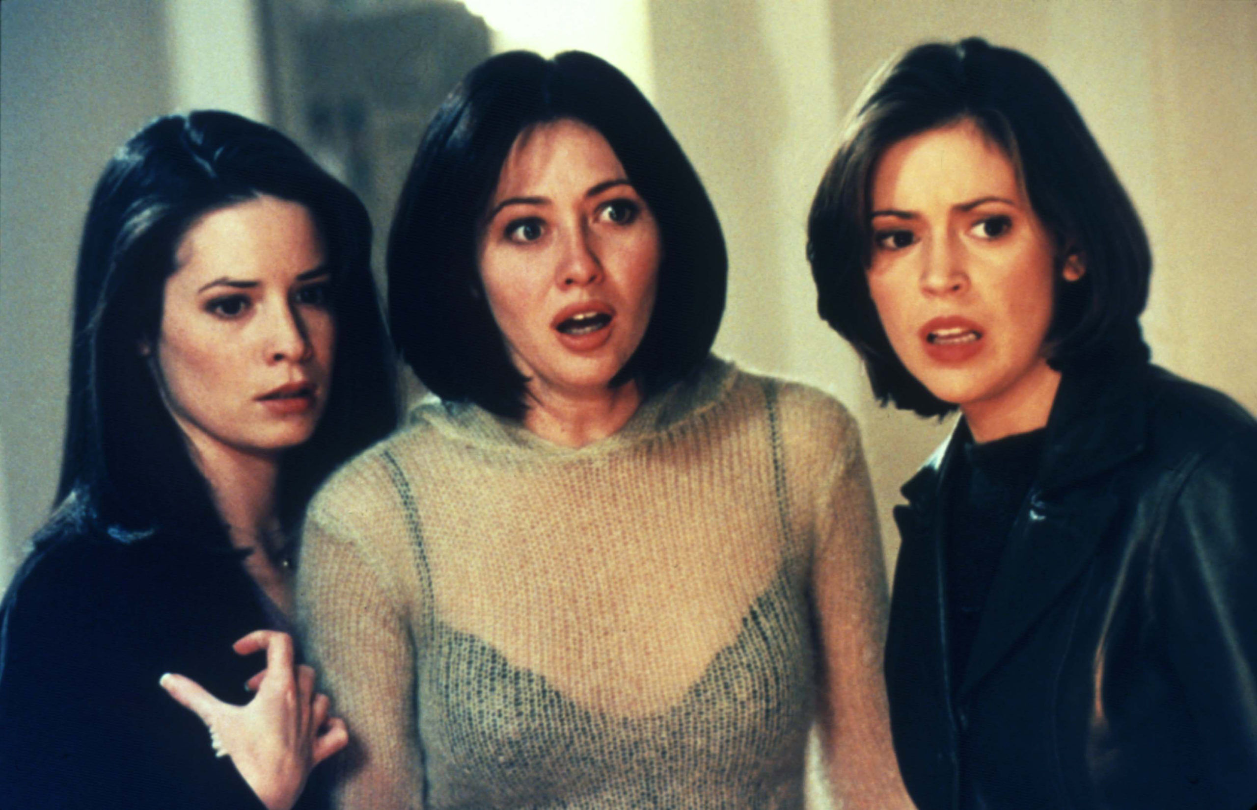 Charmed Old School TV Shows Lockdown 1