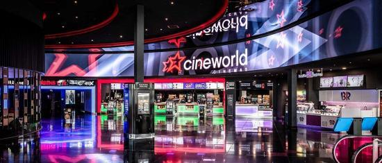 Cineworld To Run Out Of Cash In Just Weeks