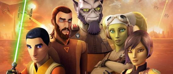 The Ahsoka Tano Spinoff Series Rumoured To Feature Ezra Bridger And Sabine Wren