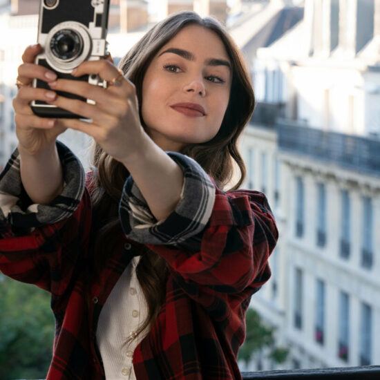 First Look At Emily In Paris Season 2 Revealed