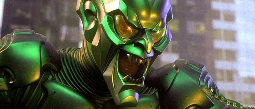 Green-Goblin-Spider-Man Willem Dafoe