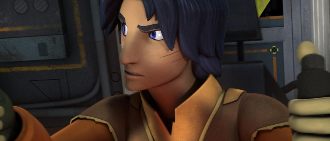 Ezra Bridger The Mandalorian Season 3