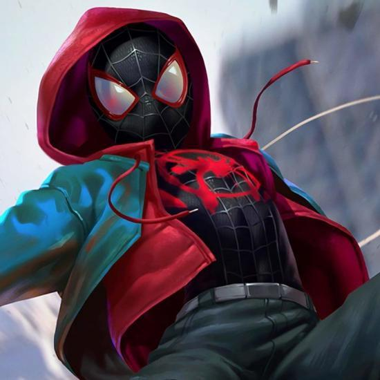 Miles Morales Live-Action Spider-Man Movies Are In The Works For The MCU