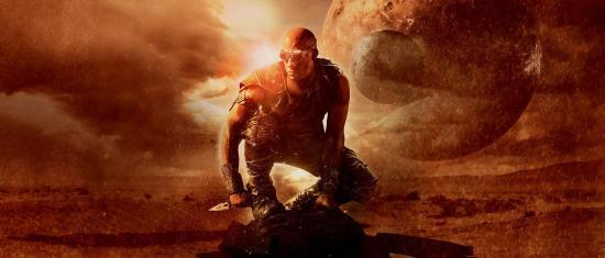 A New Riddick Sequel Starring Vin Diesel Is Rumoured To Be In The Works