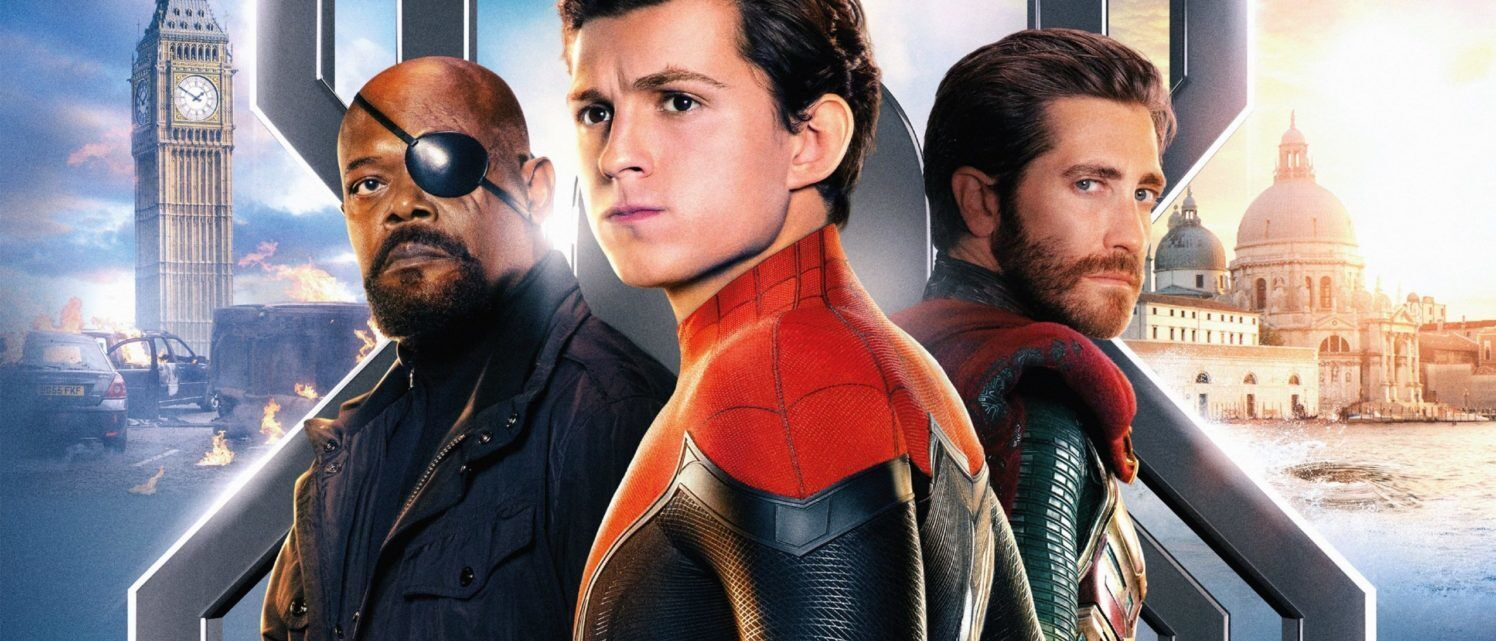 Spider-Man 4 Far From Home