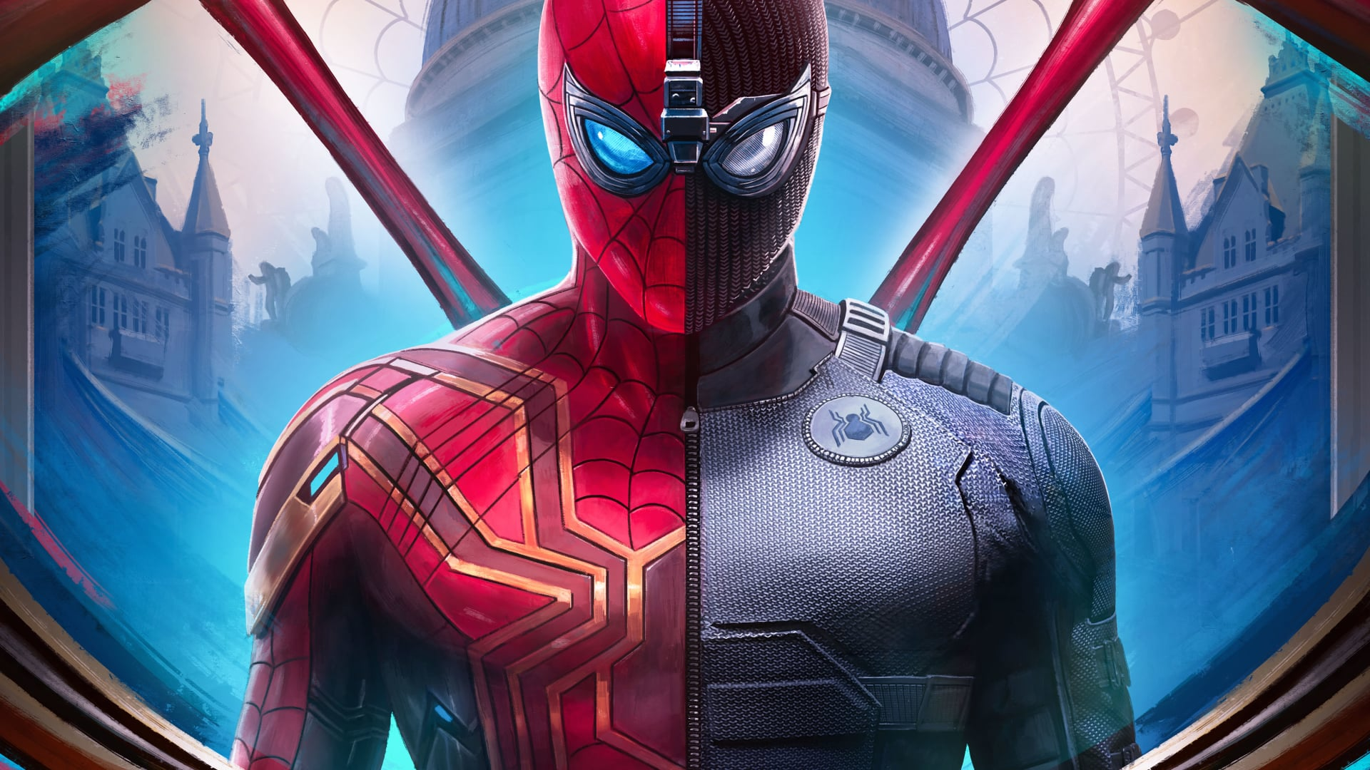 Spider-man Movie Far From Home