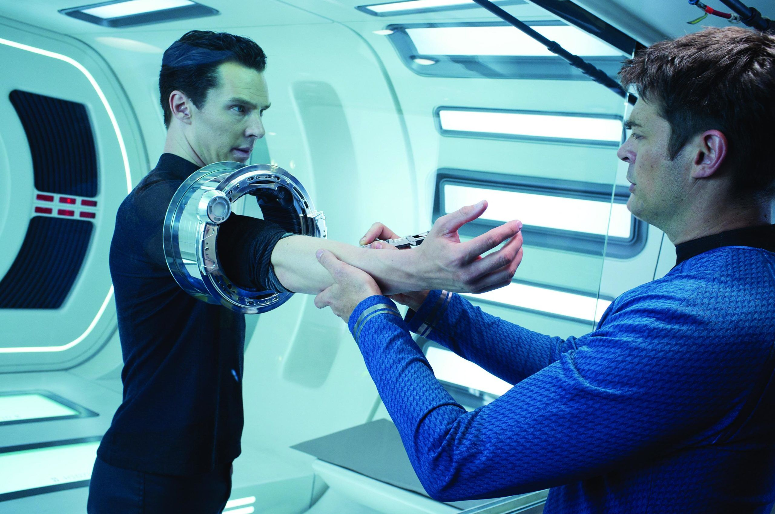 star-trek-into-darkness khan spinoff benedict cumberbatch