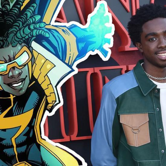 EXCLUSIVE: Caleb McLaughlin Is In Talks To Star As Static Shock In The DC Comics Movie