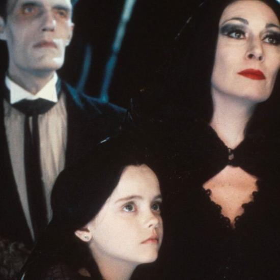 Tim Burton Is Making A Live-Action Addams Family TV Series