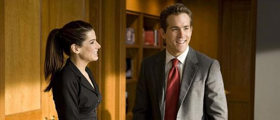 Ryan Reynolds And Sandra Bullock Reuniting In New Romantic Comedy Lost City Of D