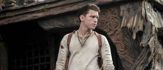 Our First Official Look At Tom Holland As Nathan Drake In The Uncharted Movie Revealed