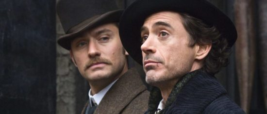Robert Downey Jr. Wants To Turn The Sherlock Holmes Movies Into A Cinematic Universe