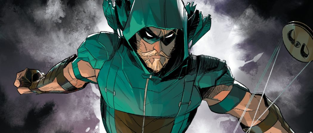 Green Arrow HBO Max Peacemaker