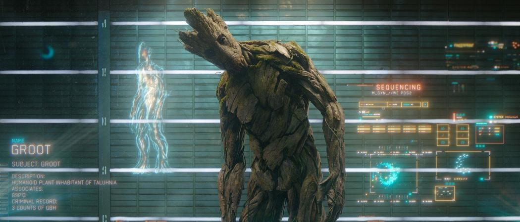 Groot Thor Love And Thunder Marvel MCU