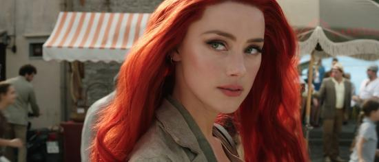 A Spinoff Mera Movie Starring Amber Heard Reportedly Being Considered By Warner Bros. Pictures