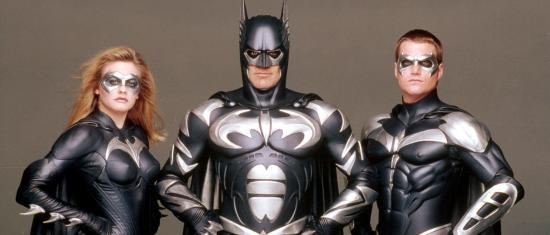 Batman & Robin Is A Terrible Film According To George Clooney